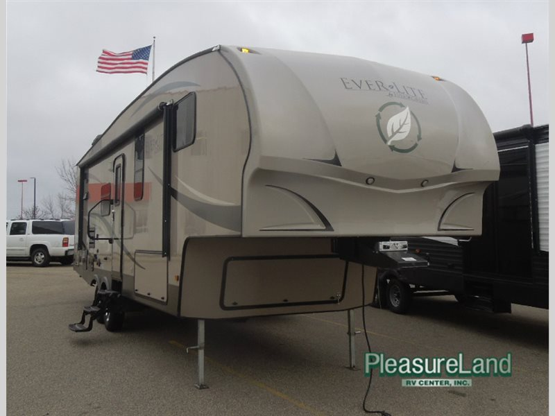2011 Evergreen Rv Ever-Lite 31RKS-5