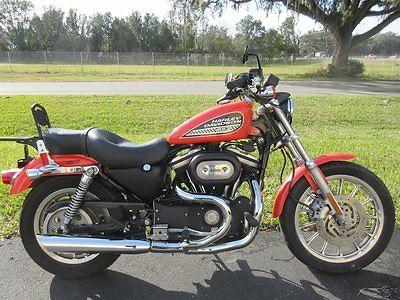 Harley Davidson Sportster 883r motorcycles for sale