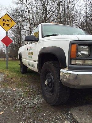 Chevrolet: C/K Pickup 1500 1997 chevy 1500 wt