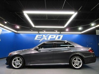 Mercedes-Benz : E-Class Sedan Mercedes-Benz E350 SPORT Sedan Heated Seats Nav Cam Xenon Low Miles!