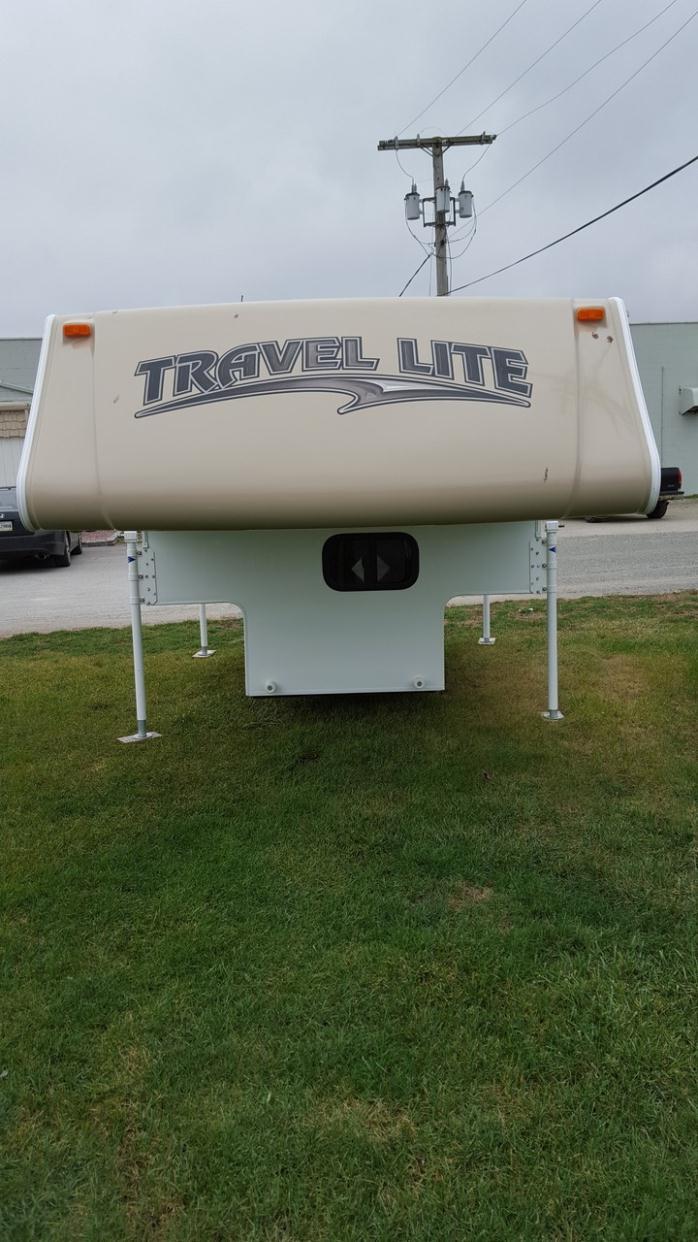 2015 Travel Lite 800std Truck Camper