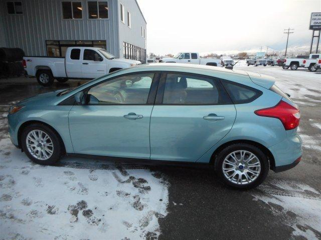 2012 Ford Focus Hatchback SE