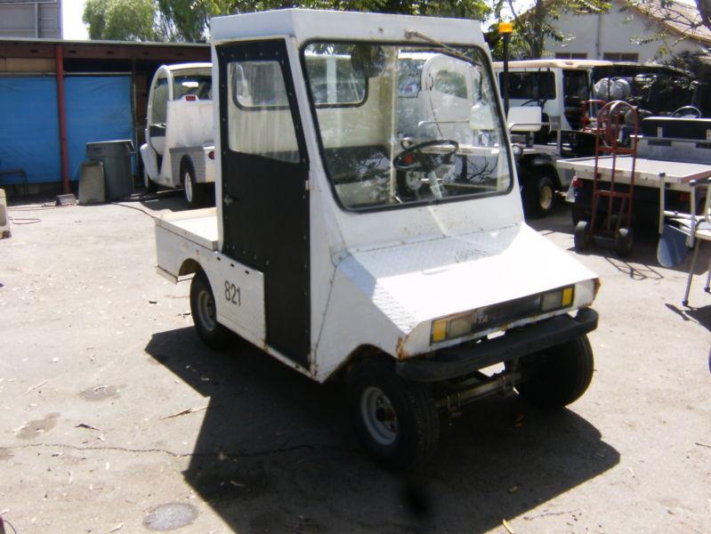 Golf Cart Taylor