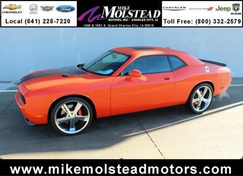 Dodge challenger iowa cars for sale for Mike molstead motors charles city iowa