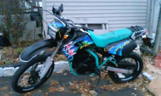 1993 klx 650cc