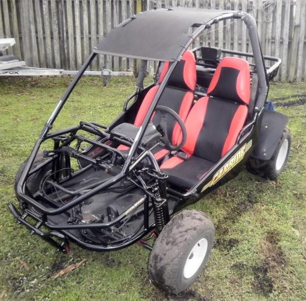 150cc Carbide Go