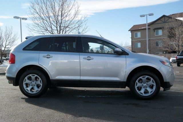 2012 ford edge station wagon limited cars for sale. Black Bedroom Furniture Sets. Home Design Ideas