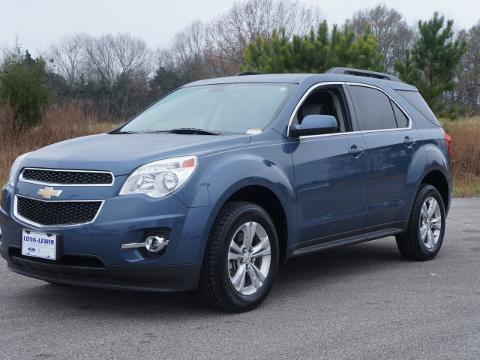 2011 CHEVROLET EQUINOX 4 DOOR SUV