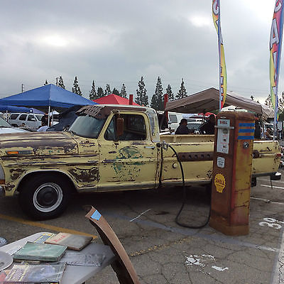 Ford : F-250 1972 ford f 250 not your ordinary pickup