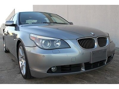 BMW : 5-Series 2004 BMW 545 SPORTS PREMIUM ONLY 69K MILES 2004 bmw 2004 bmw 545 sports premium only 69 k miles auto leather sunroof loaded