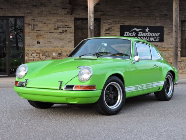 Porsche : 912 911 Outlaw 911 t 2.2 l engine fresh build great lightweight outlaw