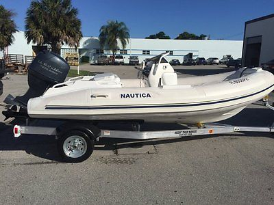 1999 NAUTICA 13.5 INFLATABLE YACHT TENDER
