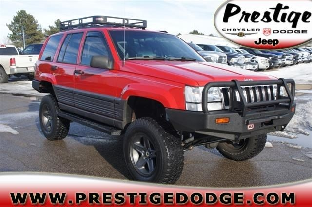 1995 jeep grand cherokee lifted cars for sale. Black Bedroom Furniture Sets. Home Design Ideas