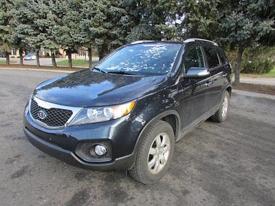 Kia : Sorento 2WD 4dr I4-GDI LX 2 wd 4 dr i 4 gdi lx low miles suv automatic gasoline 2.4 l 4 cyl ebony black