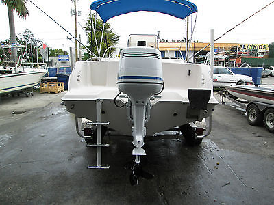1994 24' Aquasport center console with Yamaha 200 HP 2 stroke