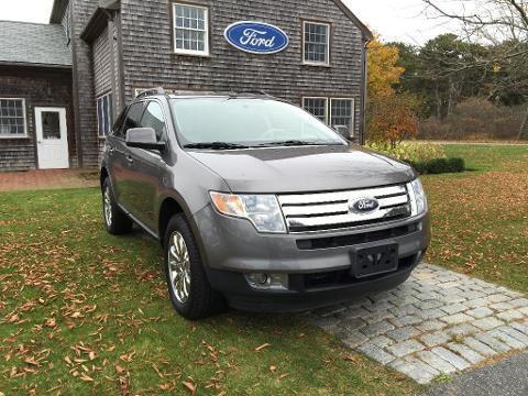 2010 FORD EDGE 4 DOOR SUV