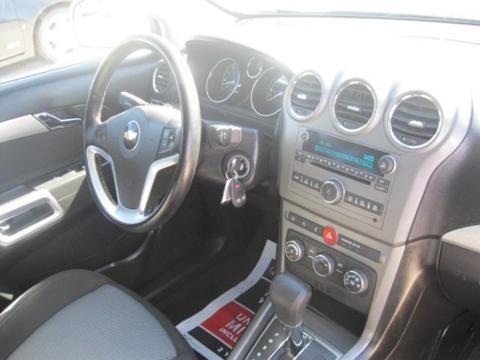 2012 CHEVROLET CAPTIVA SPORT 4 DOOR SUV