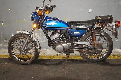 Yamaha : Other 1973 yamaha at 1 125 at 1 dt 125 enduro