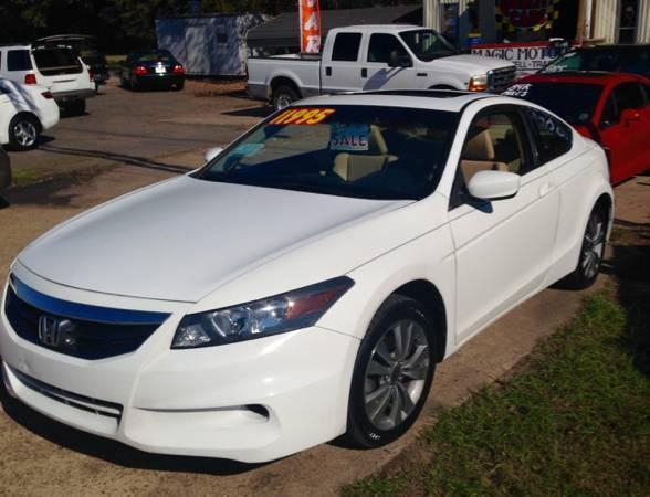 honda accord coupe louisiana cars for sale