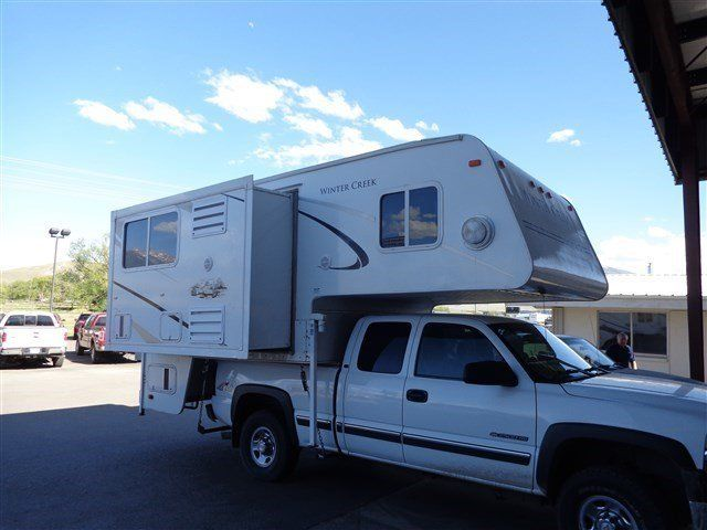 2007 PALOMINO WINTER CREEK CAMPER 915
