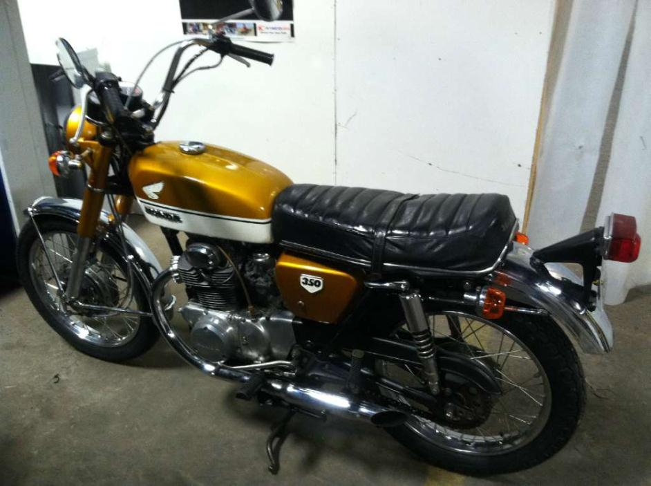 cb 350 twin motorcycles for sale. Black Bedroom Furniture Sets. Home Design Ideas