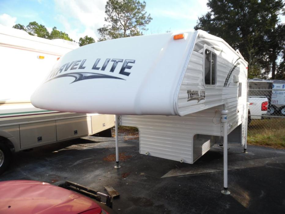 2013 Travel Lite 840SBRX HALF TON LITE WEIGHT