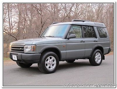 Land Rover : Discovery II S 2004 land rover discovery ii s