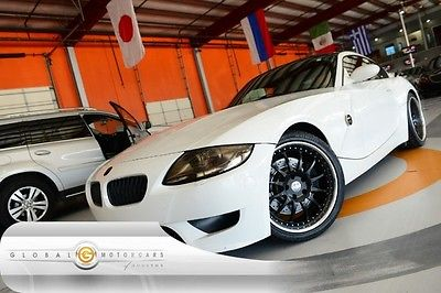 BMW : M Roadster & Coupe M 08 bmw z 4 m coupe navigation heated seats