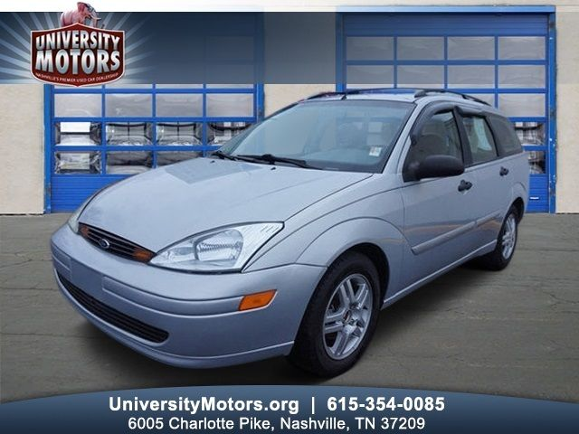 2001 Ford Focus 4 Dr Wagon