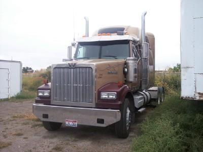 2008 Western Star 4900fa