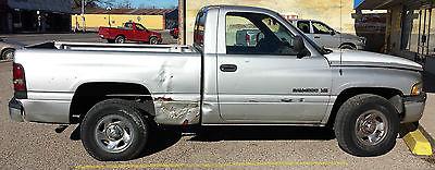 Dodge : Ram 1500 Short Bed 2001 dodge ram 1500 3.9 l v 6 single cab short bed pickup truck clear title