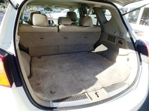 2010 NISSAN MURANO 4 DOOR SUV