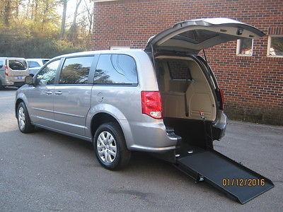 Dodge : Caravan SE Handicap Wheelchair Acessible 2016 se handicap wheelchair acessible free shipping with buy it now price