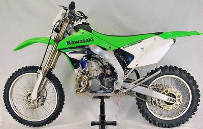 Kawasaki : KX 2008 used service honda kawasaki kx 500 afx 500 afx