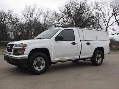 Chevrolet : Colorado Mid Box Utility 2012 mid box utility bed steelweld topper chemical tank hose reel