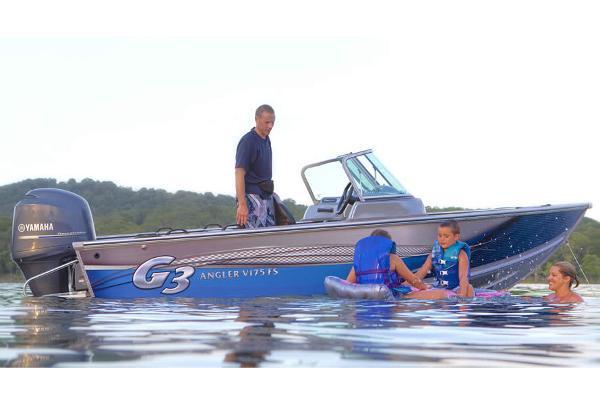 2015 G3 Angler V175FS (BLUE)