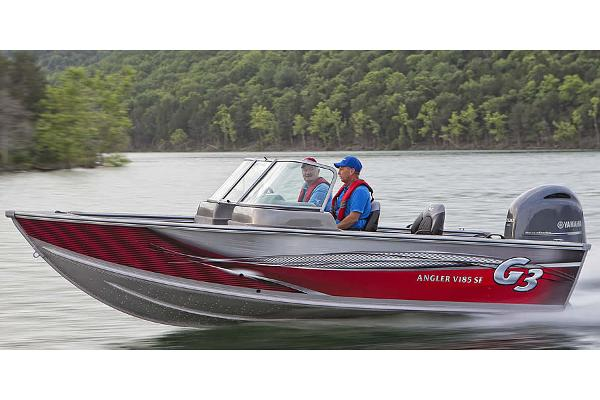 2015 G3 Angler V185SF (RED)