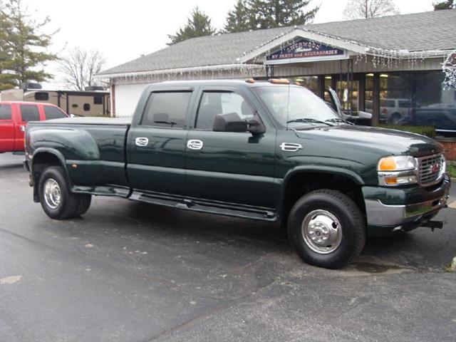 2001 GMC Sierra 3500 3500