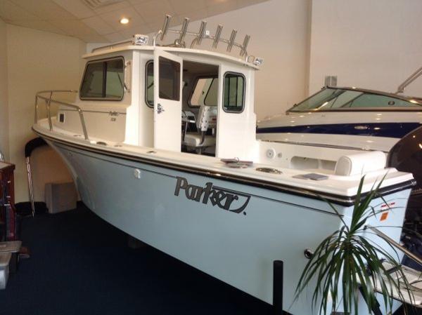 2015 Parker 2120 Sport Cabin