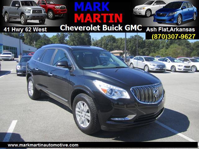 2014 Buick Enclave Sport Utility Convenience