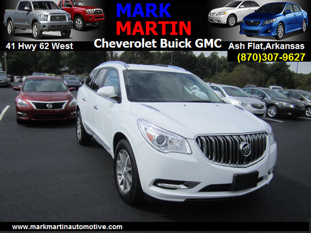 2016 Buick Enclave Sport Utility Leather