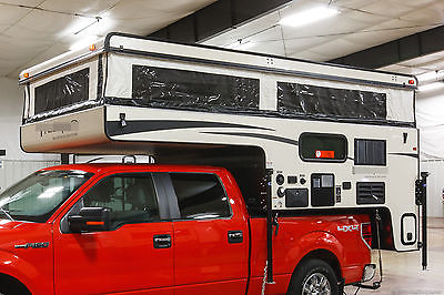 New 2016 SS-1251 Lightweight Lite Pop Up Slide In Pickup Truck Camper for Sale