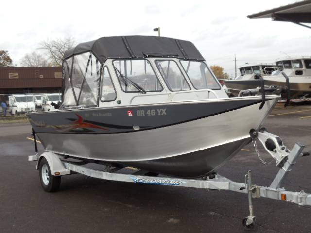 Hewescraft Sea Runner Hard Top Boats for sale