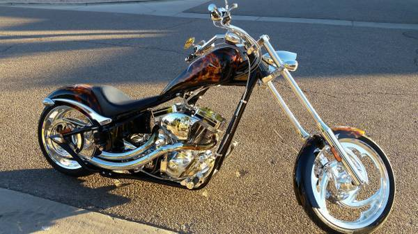 2006 Big Dog Motorcycles Chopper SOFTAIL