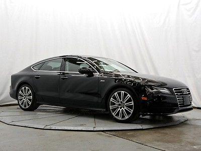 Audi : A7 3.0T Quattro Prestige AWD Prestige Nav Htd & AC Seats Sunroof 20in Wheels Bose 2K Must See and Drive
