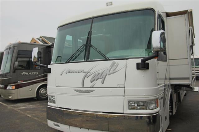 2000 American Coach American Eagle 40E