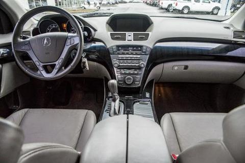 2007 ACURA MDX 4 DOOR SUV