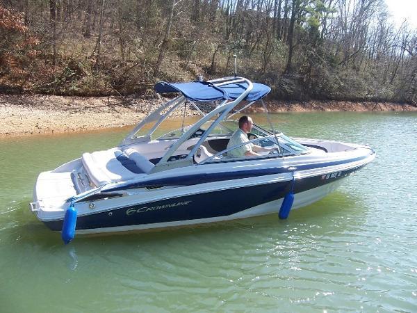 2013 Crownline Sport Boat