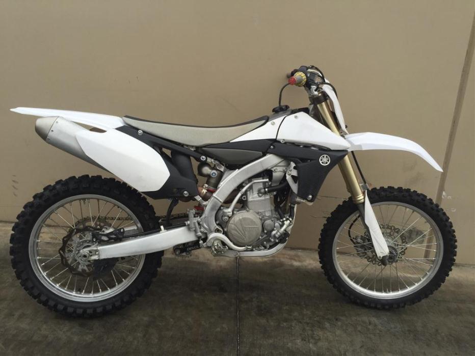 2012 Yamaha YZ450F