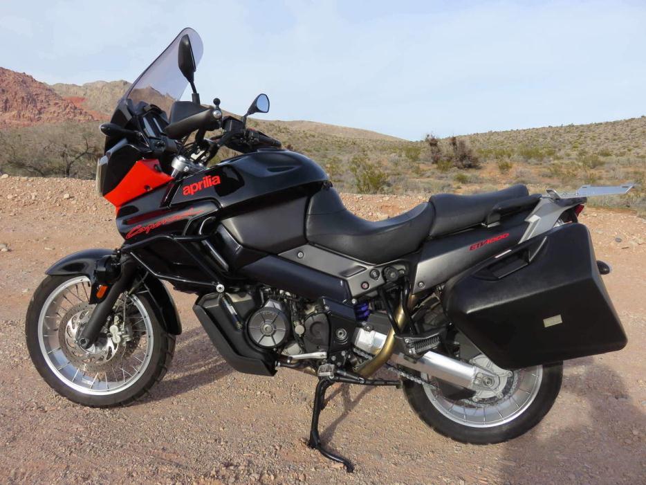 aprilia caponord 1000 motorcycles for sale. Black Bedroom Furniture Sets. Home Design Ideas